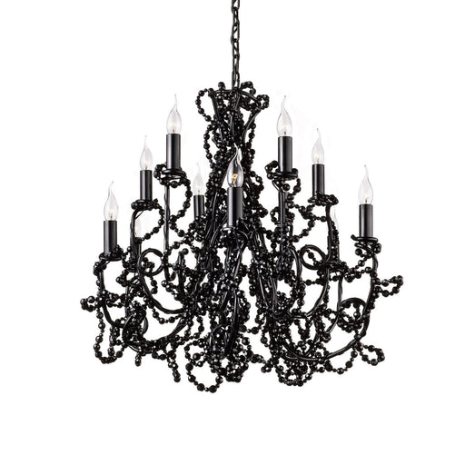 Buy online latest and high quality Coco 100 Chandelier - Round from Brand Van Egmond | Modern Lighting + Decor