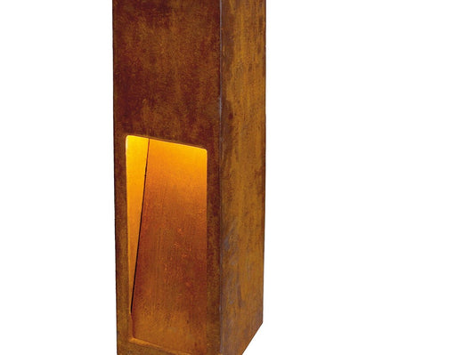 Buy online latest and high quality Rusty Slot 50 Bollards from SLV Lighting | Modern Lighting + Decor