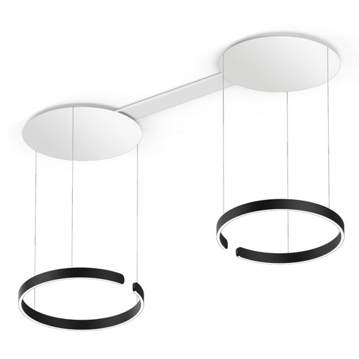 Buy online latest and high quality Mito Sospeso Due 60 Pendant Light from Occhio | Modern Lighting + Decor