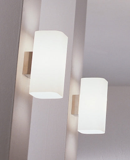 Carre AP wall sconce from De Majo | Modern Lighting + Decor
