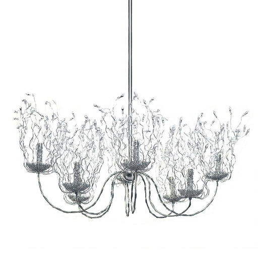 Candles And Spirits 90 Chandelier - Round from Brand Van Egmond | Modern Lighting + Decor
