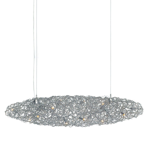 Crystal Waters 200 Chandelier - Cigar from Brand Van Egmond | Modern Lighting + Decor