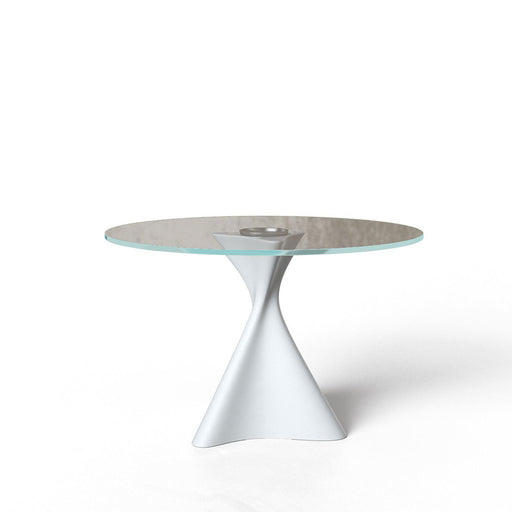 Buy online latest and high quality La Defense 47 Inch Round Table from Tonin Casa | Modern Lighting + Decor