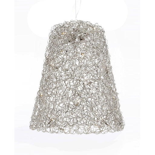 Crystal Waters 60 Pendant Light - Shade from Brand Van Egmond | Modern Lighting + Decor