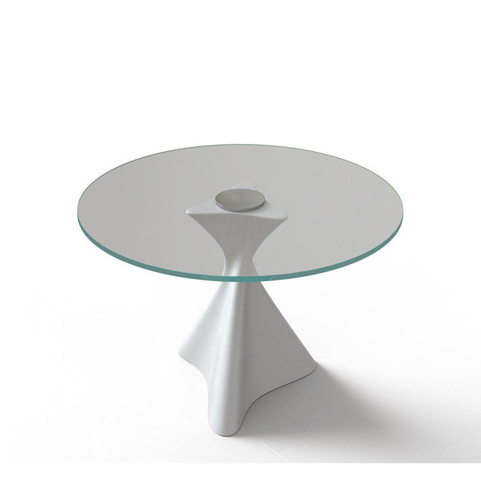 La Defense 47 Inch Round Table from Tonin Casa | Modern Lighting + Decor
