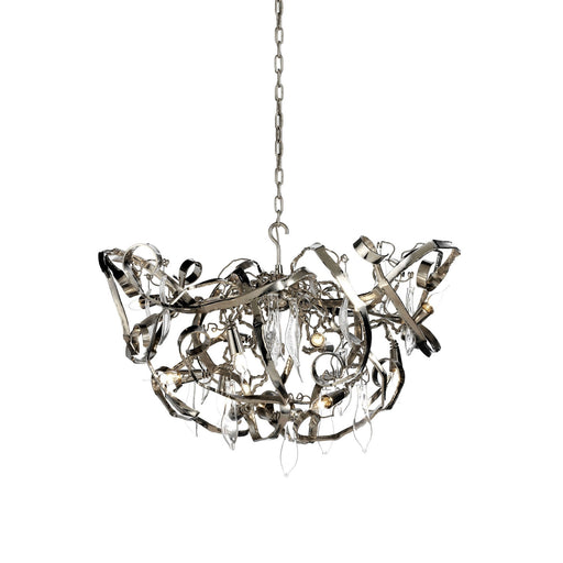 Delphinium 80 Chandelier - Round from Brand Van Egmond | Modern Lighting + Decor