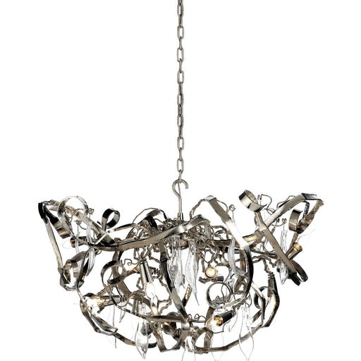 Delphinium 140 Chandelier - Round from Brand Van Egmond | Modern Lighting + Decor