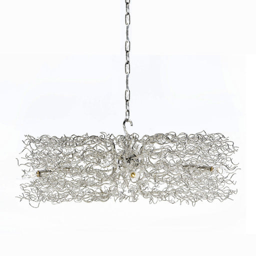 Hollywood Chandelier Round from Brand Van Egmond | Modern Lighting + Decor