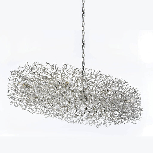 Hollywood Oval Chandelier from Brand Van Egmond | Modern Lighting + Decor