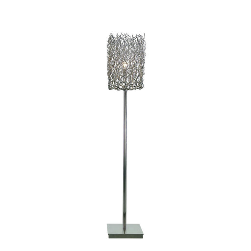 Hollywood Block Floor Lamp - Small from Brand Van Egmond | Modern Lighting + Decor