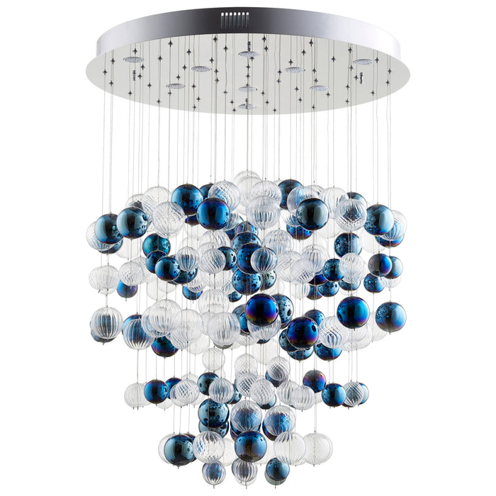 Champagne Circus Suspension | Modern Lighting + Decor
