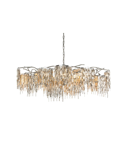 Buy online latest and high quality Arthur Oval Chandelier from Brand Van Egmond | Modern Lighting + Decor