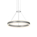 Buy online latest and high quality Double Corona Ring Pendant from Sonneman | Modern Lighting + Decor