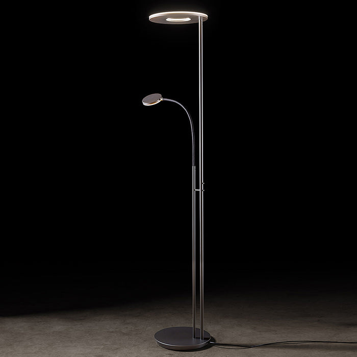 Buy online latest and high quality Nova Flex Led Torchiere from Holtkotter | Modern Lighting + Decor