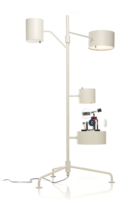 Statistocrat Floor Lamp | Modern Lighting + Decor