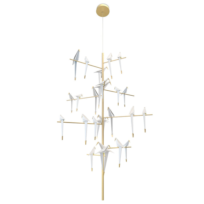 Buy online latest and high quality Perch Tree Light Chandelier from Moooi | Modern Lighting + Decor