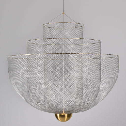 Buy online latest and high quality Meshmatics Chandelier from Moooi | Modern Lighting + Decor