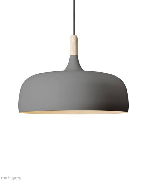 Acorn Pendant Light from Northern Lighting | Modern Lighting + Decor
