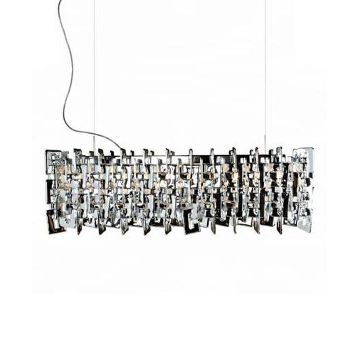 Charlie Chandelier from Mazzega 1946 | Modern Lighting + Decor