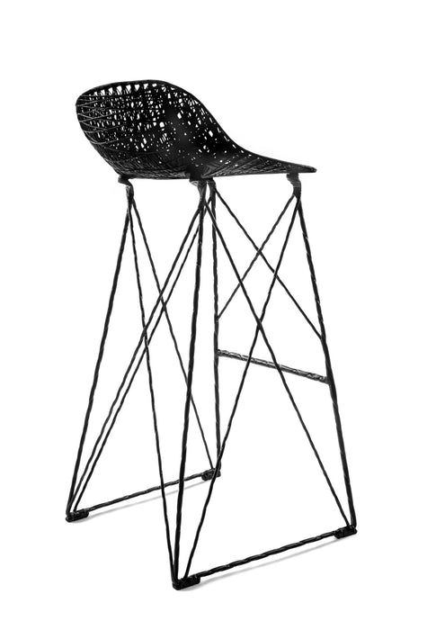 Buy online latest and high quality Carbon Bar Stool from Moooi | Modern Lighting + Decor
