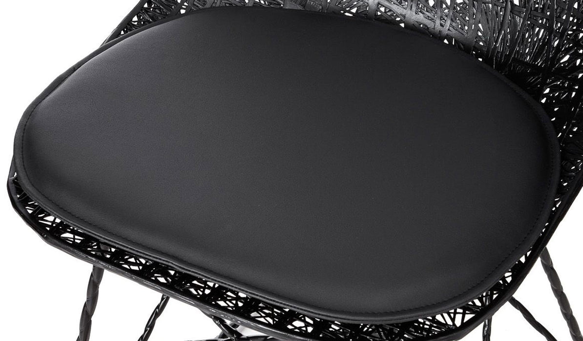 Buy online latest and high quality Carbon Bar Stool Pad from Moooi | Modern Lighting + Decor
