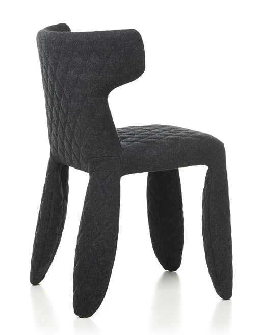Buy online latest and high quality Monster Divina Melange Side Chair With Arms from Moooi | Modern Lighting + Decor