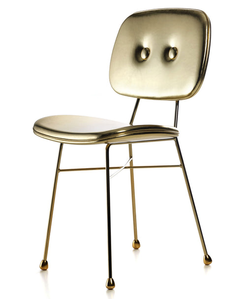 Buy online latest and high quality The Golden Chair from Moooi | Modern Lighting + Decor