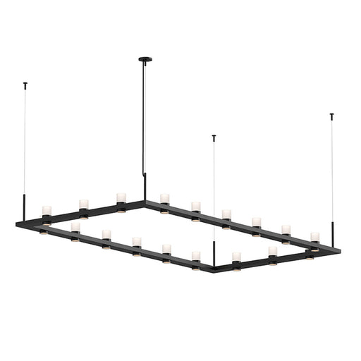 Intervals Rectangle Pendant Light | Modern Lighting + Decor