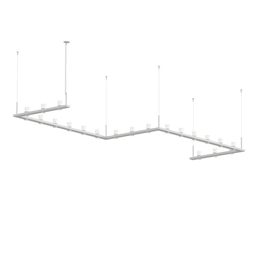 Intervals Zig-zag Pendant Light | Modern Lighting + Decor