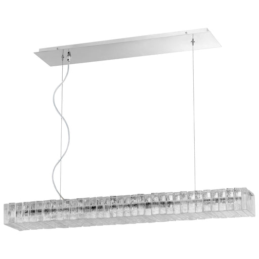 Buy online latest and high quality Kallick Linear Suspension from Cyan Design | Modern Lighting + Decor