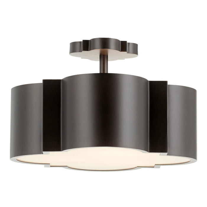 Wyatt Convertible Semi Flush / Suspension | Modern Lighting + Decor