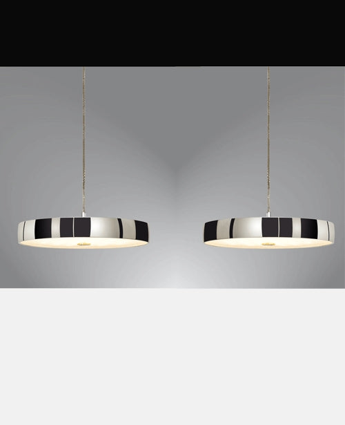 Decent Double Pendant Light from Oligo | Modern Lighting + Decor