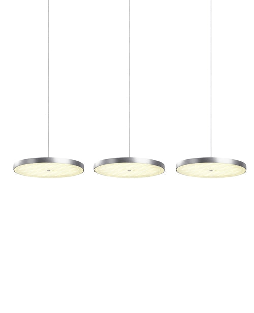 Decent Triple Pendant Light from Oligo | Modern Lighting + Decor