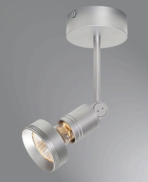 Gate B Seven wall or  ceiling spotlight from Oligo | Modern Lighting + Decor
