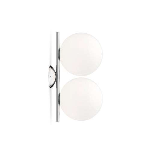 Buy online latest and high quality IC Double Wall or Ceiling Light from Flos | Modern Lighting + Decor