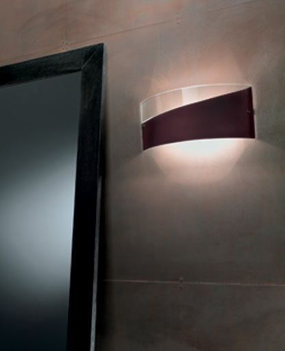 Capo Cabana wall sconce LP 1012/42 SX-DX from Sillux | Modern Lighting + Decor