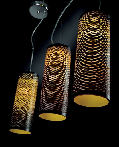 Rombi pendant light SP 1020/9, /17 from Sillux | Modern Lighting + Decor