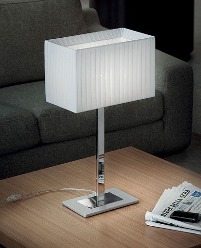Buy online latest and high quality Los Angeles LT 1/502 Table Lamp from Sillux | Modern Lighting + Decor