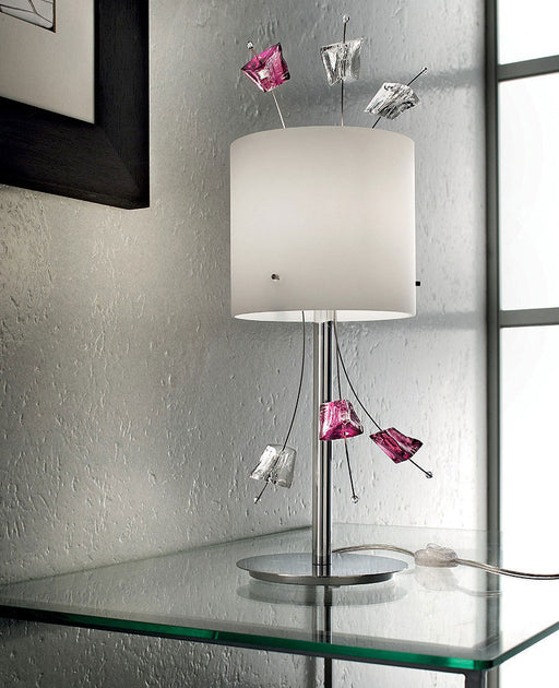 Carrara LT 1/255 Table Lamp from Sillux | Modern Lighting + Decor