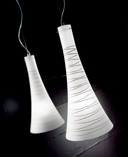 Bella Bellissima pendant light SP 1026/24 from Sillux | Modern Lighting + Decor