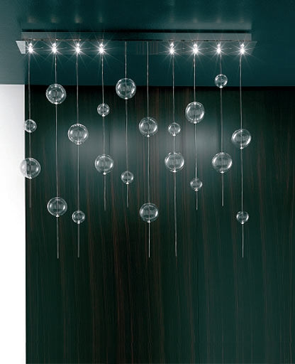 Buy online latest and high quality Niagara ceiling light long SP S/236 from Sillux | Modern Lighting + Decor