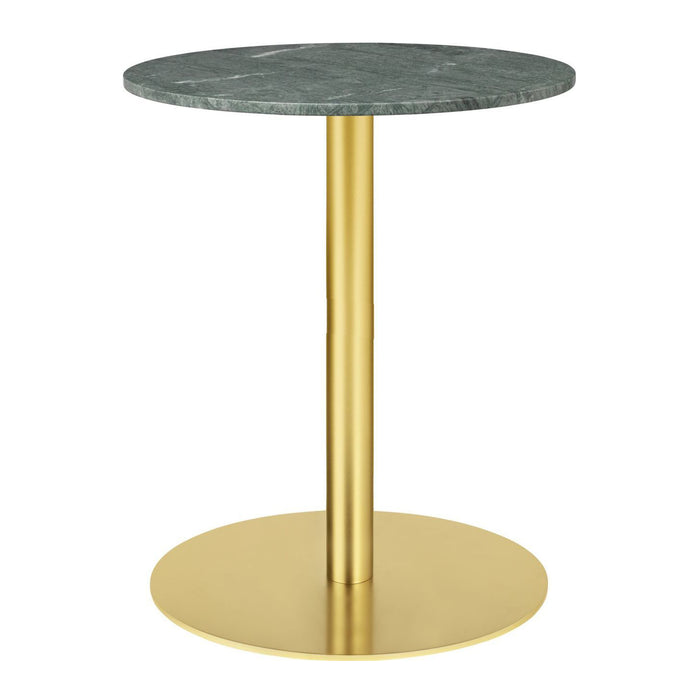Buy online latest and high quality GUBI 1.0 Dining Table - Round 60cm from Gubi | Modern Lighting + Decor