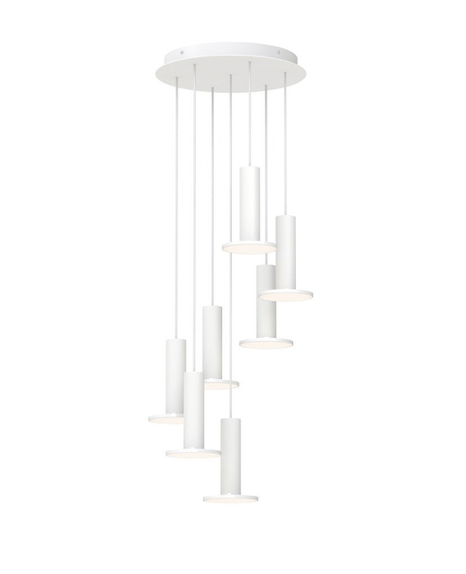 Cielo HB Chandelier 7 Light from Pablo Designs | Modern Lighting + Decor