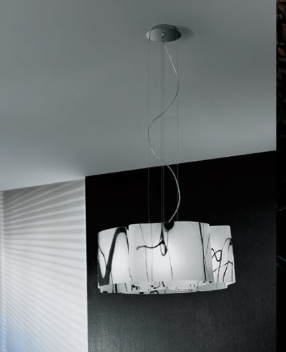 Buy online latest and high quality Venezia pendant light SP 7/238, 8/238 from Sillux | Modern Lighting + Decor