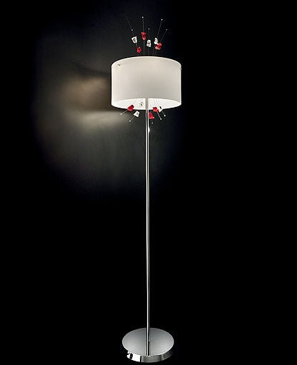 Buy online latest and high quality Carrara Floor Lamp PI 3/255 from Sillux | Modern Lighting + Decor