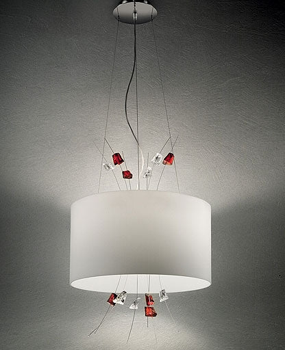 Carrara Pendant Lamp SP 8/255 from Sillux | Modern Lighting + Decor