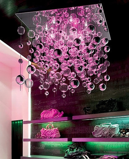 Niagara Chandelier SP M/236 from Sillux | Modern Lighting + Decor