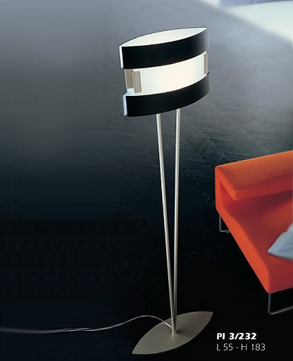Buy online latest and high quality New York floor lamp Pl 3/232 from Sillux | Modern Lighting + Decor