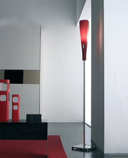 Oslo floor lamp Pl 3/227 from Sillux | Modern Lighting + Decor