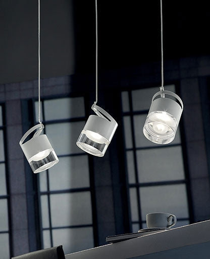 O-Optikal Pendant Light SP 8/278 from Sillux | Modern Lighting + Decor